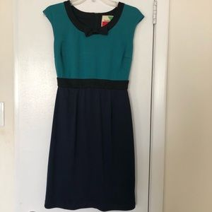 ModCloth pin up girl inspired dress sz MD